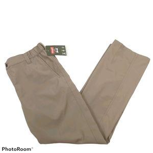 Wrangler Men's Khaki Outdoor Technical Pants sz 36